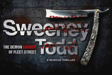 Birmingham Hippodrome - Tickets to Welsh National Opera Sweeney Todd - Save 0%
