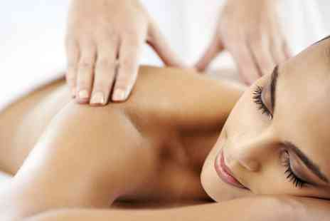 Ls  Boudoir - Choice of Facial or Back, Neck and Shoulder Massage  - Save 58%