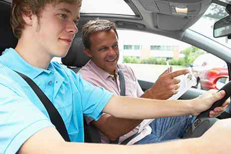 Drive Friendly - Three Hours of Driving Tuition With Pass Plus Discount - Save 68%