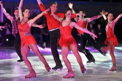 The Professionals on Ice - Ticket to Professionals On Ice in Widnes on Wednesday 28 October - Save 50%