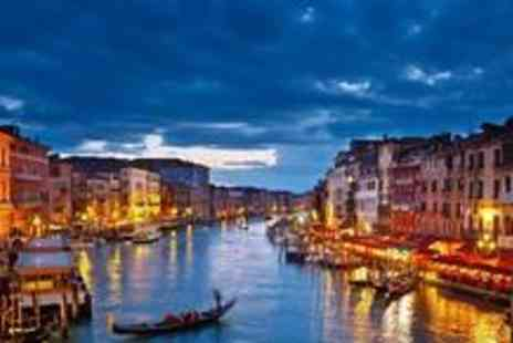 Hotel Messner - Three night Venice break for two in Venice - Save 69%
