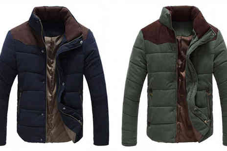 Stylematch Online - Korean Style Coat for Men - Save 56%