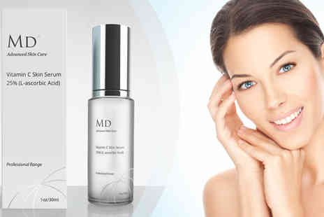 MRG Trading - MD3 Vitamin C Skin Serum - Save 82%
