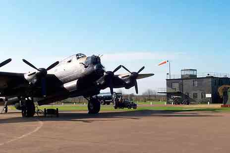 Lincolnshire Aviation Heritage Centre - Entry to Aviation Museum  for two  - Save 50%