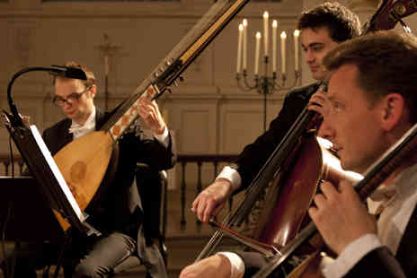 London Concertante - Viennese Christmas Spectacular Tickets - Save 51%