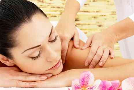 House of Beauty - One hour pamper package including a luxury facial and your choice of massage  - Save 75%