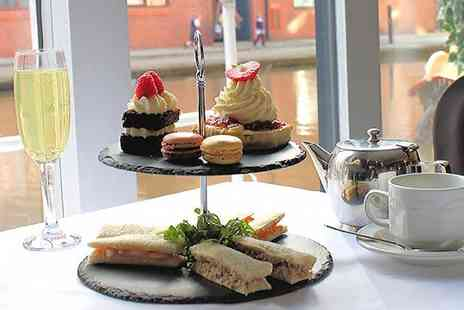 Mill Hotel and Spa - Afternoon Tea for Two with a Glass of Prosecco or Flight of Wine - Save 0%