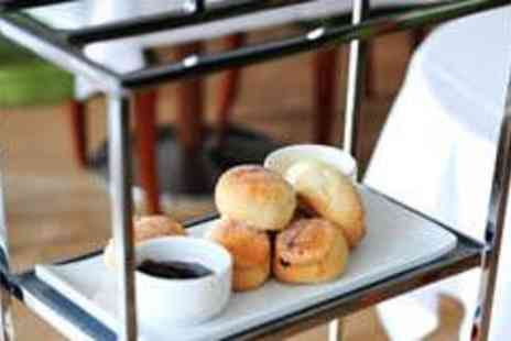 Thainstone House Hotel - Afternoon Tea for Two with Bubbly - Save 56%