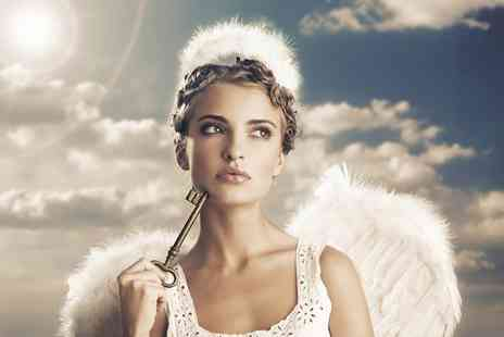 Crown Holistic Therapies - Angel Card Reading   - Save 0%