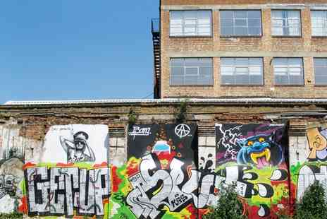 Void Travel - London Street Art Tour for One - Save 57%
