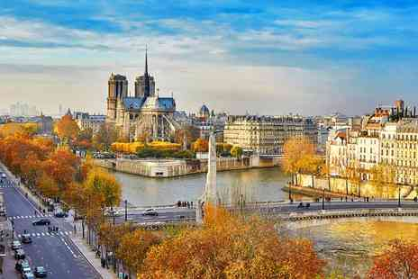 Galleon Travel - Two Night stay Return Coach and Ferry With 2 Hour Paris City Tour* - Save 0%
