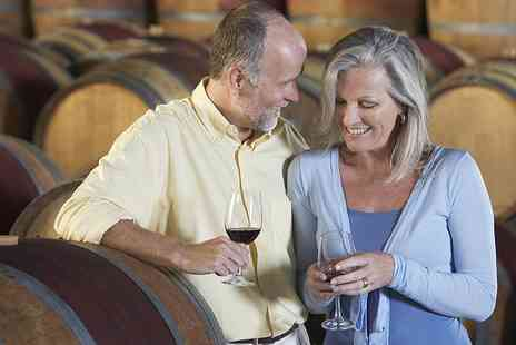 East Sussex Sedlescombe Vineyard - Award winning wine tasting tour for Two with lunch - Save 62%