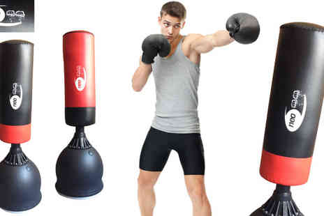 Turborevs - Neo Sports Free Standing Punch Bag - Save 33%