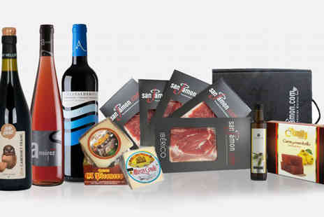 IBERVILLA FINE FOODS - Perfect Tapas Selection - Save 53%