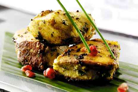 Koloshi - Michelin Recommended Seven Course Indian Meal for Two - Save 50%