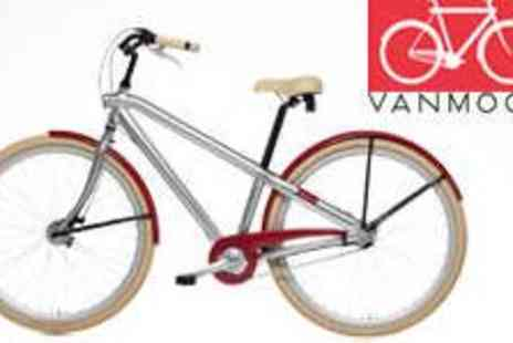 VANMOOF - Mens or Womens Single Speed Bike - Save 38%