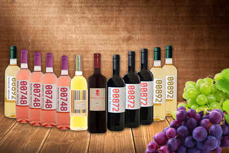 Premium Rioja - Mixed 12 bottle hamper of Spanish wines   - Save 79%