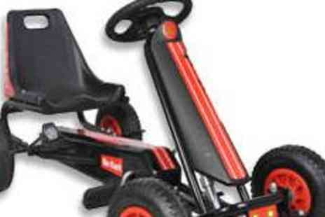Zipkarts.com - Speed Racer Junior Pedal Go Kart with Delivery - Save 64%