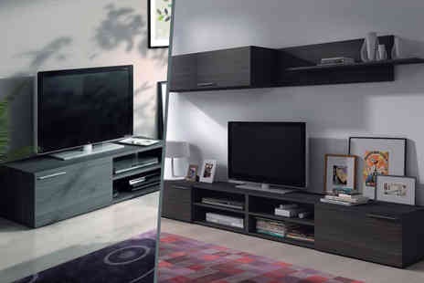 DIRECT FURNITURE SUPPLIERS - Shelf,  cupboard, TV unit or  whole set - Save 50%