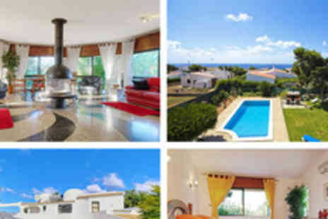 Solmar Villas - Seven night in a 3 or 4 bed self-catered villa plus pool in Spain, Cyprus or Portugal - Save 64%
