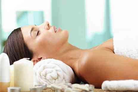 Beauty and Wellness - Glass of Bubbly and Floatation Therapy with Massage or Facial  - Save 38%