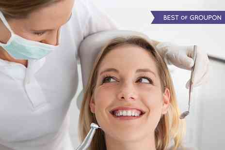WF Dental Hygiene - Scale and Polish Individual teeth checked  - Save 37%