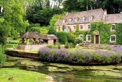 Premium Tours - Cotswolds tour with lunch for one - Save 50%