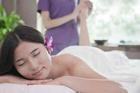 Naturcare - Choice of Massage or Both - Save 58%