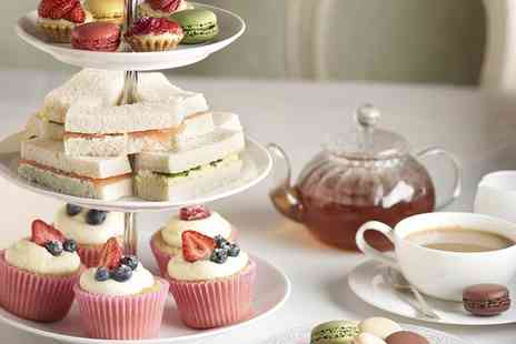 Curzon Hotels - Spa Day and Festive Afternoon Tea for Two - Save 0%