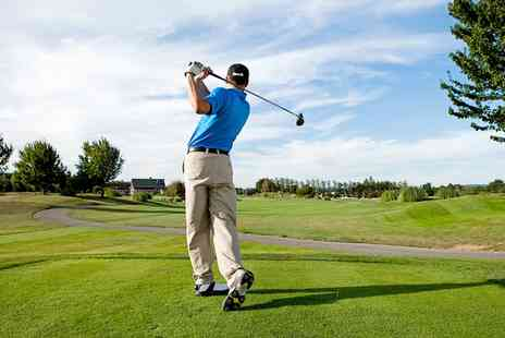 Dean Beaver Golf Professional - Golf Lesson Featuring Video Analysis - Save 0%