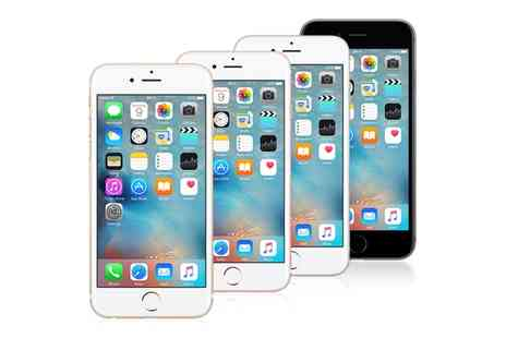 Mobile Phones Direct - iPhone 6S 64GB for £9.99 On 24 Month EE Contract , Unlimited Minutes, Texts, 10GB Data,Free Delivery  - Save 75%