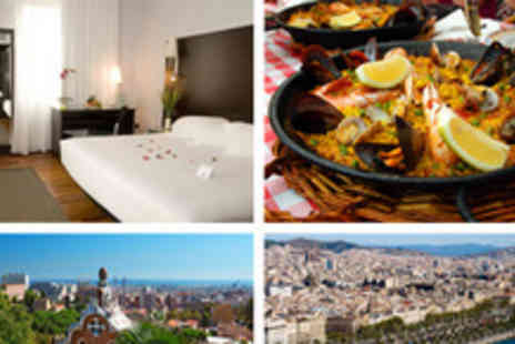 Greendot Holidays - £159pp for 2 nights at the 4* GBB Hotel Front Maritim, Barcelona plus flights - Save 48%