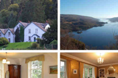 Ormidale House - Two night Scottish all-inclusive gastronomic painting break inc. gourmet meal - Save 64%