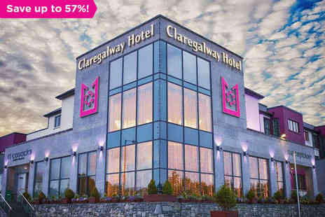 Claregalway Hotel - One or Two Night  Stay for Two with Daily Full Irish Breakfast - Save 0%