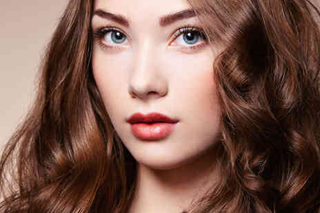 Vanity Hair   - Haircut, Blow Dry, Conditioning Treatment,  Full Head of Colour, and Head Massage - Save 66%