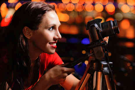 Photography Tours - Two Hour Night Time Photography Workshop - Save 76%