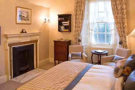 Cringletie House - One, Two or Three Nights Stay With breakfast & More - Save 32%