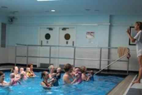 Aqua Babies - 5 week swimming course - Save 60%