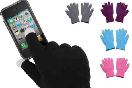 Mobile Star LLC - Aduro Smart Capacitive Touchscreen Compatible Gloves - Save 65%