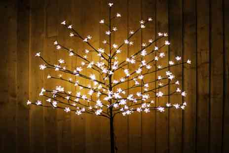 Fish called Geoff - 80cm LED Blossom Tree - Save 38%