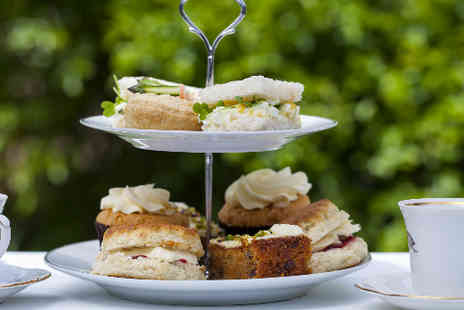 Melville Castle - Sparkling Afternoon Tea for Two - Save 53%