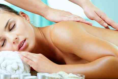 Elements Day Spa - Deep tissue massage - Save 51%