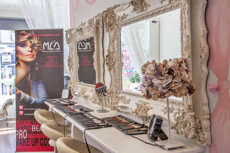Make Up London Academy - Three Hour MAC Masterclass with a Lipstick to Take Home - Save 85%