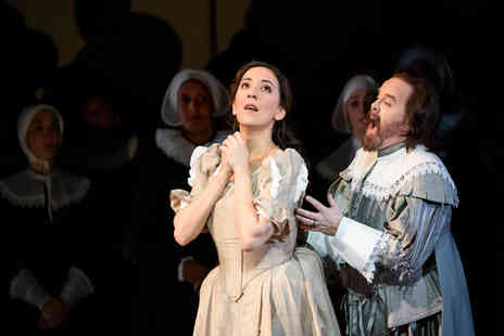 Hippodrome - Welsh National Opera I Puritani Tickets - Save 0%