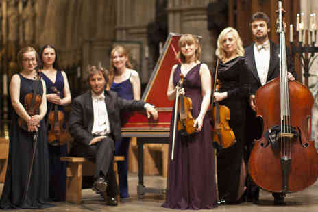 Concertante - Christmas Baroque by Candlelight Tickets - Save 40%