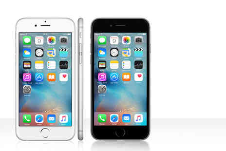 buymobiles - iPhone 6 16GB when you sign up to a 24 month contract with EE Plus DELIVERY INCLUDED - Save 83%