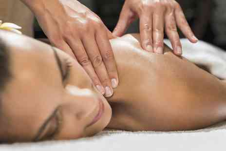 Elite Beauty - Back, Neck and Shoulder Massage with Optional Facial - Save 64%