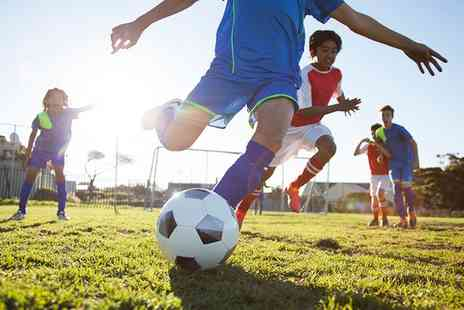 Inside Football - Kids Football Party With Food - Save 57%