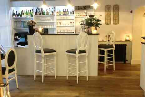 Falmouth bay seafood cafe - Cornish Seafood Platter Each With Bottle of Prosecco for Two - Save 25%