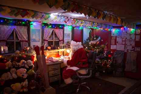 West Lodge Rural Centre - Entry to West Lodge Rural Centre Christmas Experience with Santa for Up to Two - Save 25%